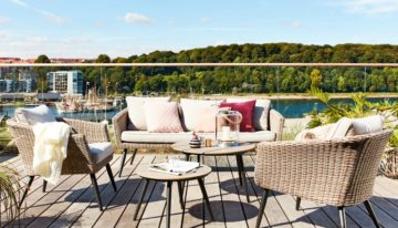 Plan Your Commercial Outdoors Lounge Furniture Purchasing