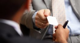 How Important Is It For You To Exchange Business Cards At Conferences?