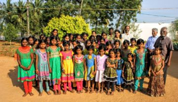 Proper Sanitation For Orphaned Girls In Andhra Pradesh