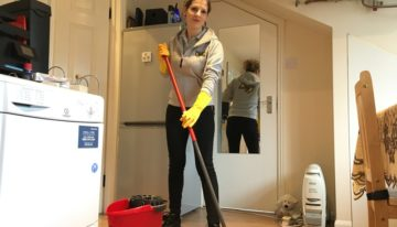Professional Domestic Cleaning in London