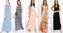 Plus Maxi Size Dresses are a Must for Spring