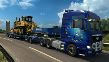 How to deal with High and heavy cargo load