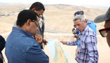 Travelling the Holy Land with Pastor Chris