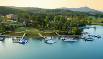 Top 5 Places to Visit around Lake Keowee