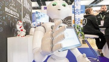Robotics is the new wave in Retail