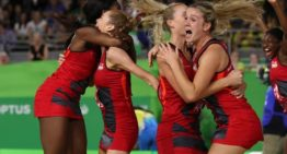 Back to netball: why the schoolgirl sport is coming back