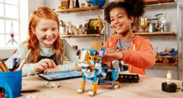 Robotics for children