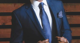 Kill that formal look with a wide variety of ties