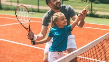 The Different Ways Kids Benefit From Tennis