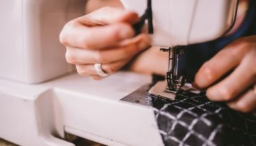 Sewing a beautiful garment needs Preparation