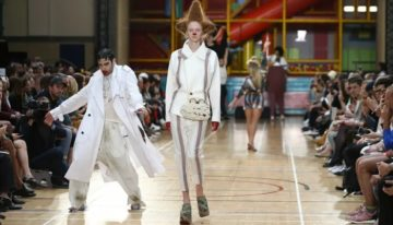 Are traditional catwalk shows still relevant in men's fashion