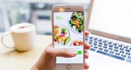 Ordering Healthy Food through Uber Eats