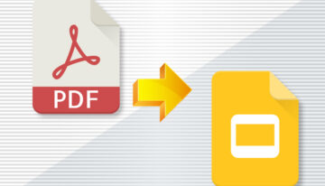 Free Online File Converter: Convert PDF Documents to PPT Presentations