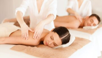 Some of the local massage treatment