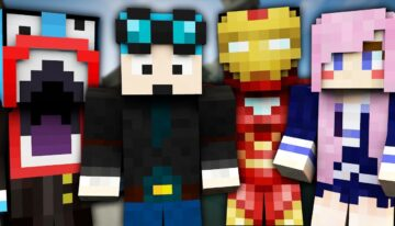 Top 6 Minecraft Skins That You Need to Have Today