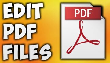 PDF Editing Tips and Tricks For Faster and More Convenient Office Life