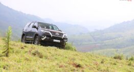 Top 10 things you need to know about Toyota Fortuner