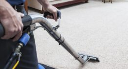What are steps to be followed to safeguard the carpet pad without a tear?