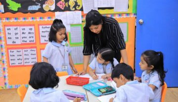 Looking into the Preschool Curriculum in Singapore